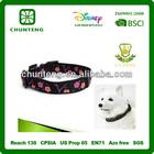 dog show leads collars/Dog collar manufacturer