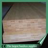 High quality Natural Vertical Bamboo Fiber Board