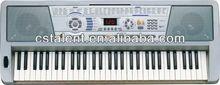 Made in Shantou Plastic Piano Instrument 44Keys Electronic Keyboard Black