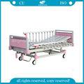 Ag-cb012 com full corrimãos hospital rosa criança camas carro