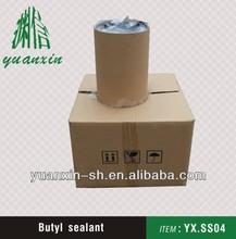 butyl rubber sealant chemical