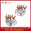 metal wine ice bucket cooler