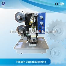Batch Number Electric Ribbon Coding Machine