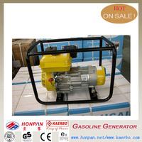 100% Copper Wire 2.5kva 4-Stroke Copper Wire CE Electric Start/Manual Start Gasoline Generator