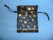 Natural Drawstring OEM Manufature organza shampoo bag supplier manufacturer exporter