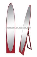Oval Dressing Mirror 28cm*150cm Living Room Furniture Hot Sale