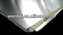 Tôle d'aluminium semi - remorque