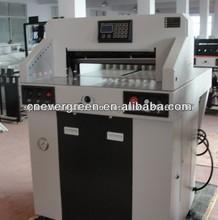 electric guillotine hydrolic 60cm paper cutting machine paper cutter