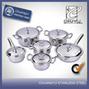 stainless steel new product french cookware