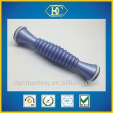 massage stick,plastic foot massage roller,handheld massage roller