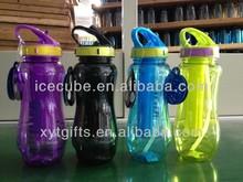 Walmart factory Space Ice bottle/ Plastic drinking bottle BPA Free
