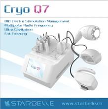 RF hydrafacial machines Cryo Q7