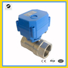 CWX15Q 2way mini motorized ball valve automatic control solenoid valve for drinking water,HVAC,IC card meters