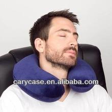 Plane Neck travel pillow , office relaxing cushion pillow