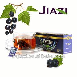 Puer blueberry best slimming tea