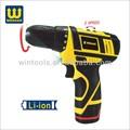 wintools 10mm wt02791 perceuses sans fil de haute qualité professionnelle