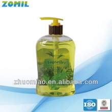 Most popular hot sell blue lemon/flower hand washing powder