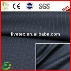 Free samples woven polyester suit fabric made in China