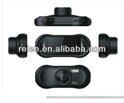 HD 1080P 120 degree GPS+G-sensor car digital camera RLDV-923