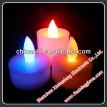 promotion led blow sensor candles
