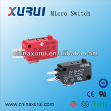 push button switch solder terminals / microswitch with auxiliary actuator / micro switch ms4-16t