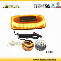 Roof car strobe warning amber led lighting
