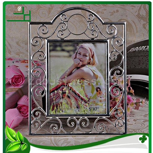 2014 latest metal photo frame