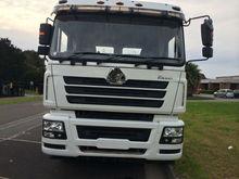 prime mover truck 440hp