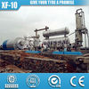 XINFENG BRAND 2014 Eco friendly oil from waste plastic plant