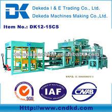 DK12-15CS china high profitable production line