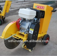 high speed gasoline concrete cutting machine, pavement cutter with quality blade