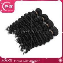 Alibaba Website Factory Price Peruvian Raw 3 Bundles Hair Weaving With Deep Curl Hair Style