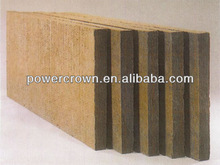 heat insulation partition wall rockwool high density rock wool board