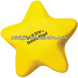 customize peoples star pu foam