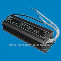 High quality waterproof IP67 ac 220v 230v 240v to dc 24v led electronic driver 30w 45w 60w 80w 100w 150w 200w