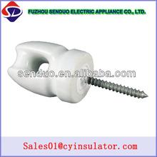 Ceramic Screw Insulators Fence WP1929 for High Voltage