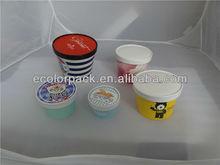 5oz ice cream cups 4oz ice cream cup paper lid
