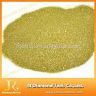 Cutting and polishing diamond flat wheel and synthetic diamond