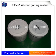RTV pouring sealant for electronic components