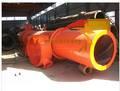 Mejor venta de secador rotatorio aserrín/tambor rotatorio secador para el secado de aserrín con alta capacidad de fabricante