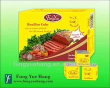 4g Halal Beef Seasoning Bouillion Cube