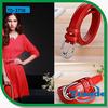 women new designer high quality leather belt .100% genuine leather belt