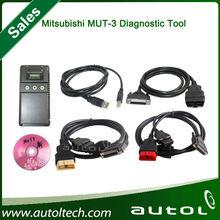 Mitsubishi obd2 Scanner MUT 3 with CF card (MUT-3 full version) mitsubishi mut3 software full set