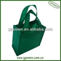 Cheap Custom recycled laminated non-woven custom tote bag