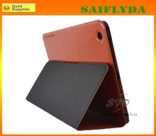 high quality factory price 360 degree rotary leather case for ipad mini