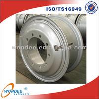 24 inch Tube Steel Truck Trailer Wheel in China