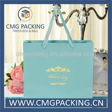 Luxury paper wedding bag