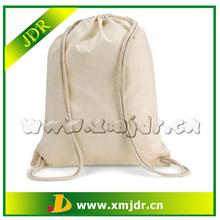 High Quality Recycled Drawstring Bag Cotton