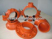 water meter coupling pipe fitting