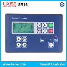 SR16 Completely replaced diesel generator control module mrs16
